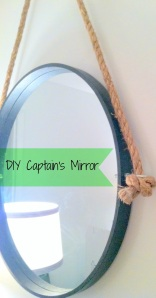 CREATE  |  DIY Captain's Mirror How-To {restoration hardware inspired}