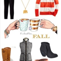 FAVORITES  |  It's Almost Here... Fall Fashion!