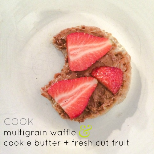 cook amanda macy hall waffle cookie butter