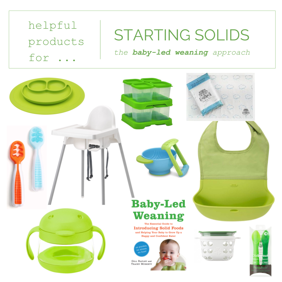 Camping With A Toddler And A Baby A Helpful Food Guide: Essentials For Starting Solids: Helpful Products