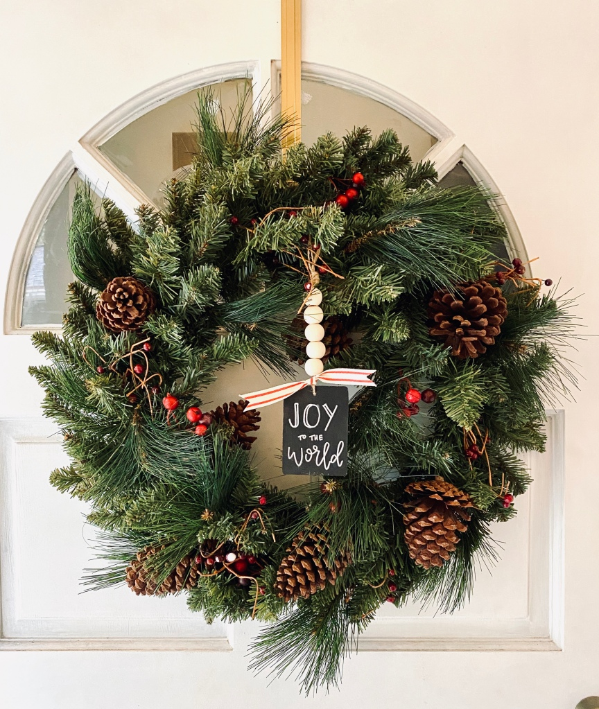 amanda macy hall DIY Christmas Holiday Ornament for Wreath, Stocking, Gifts, and Trees