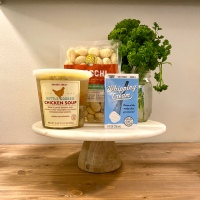 COOK  |  Creamy Chicken Gnocchi Soup